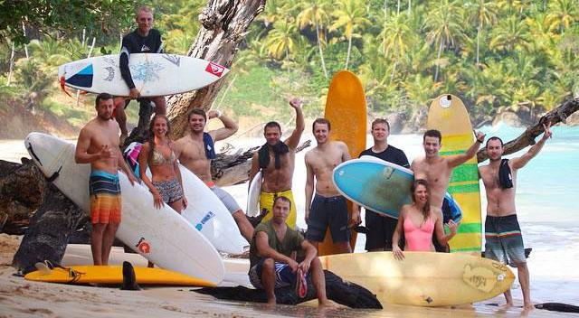 Школа Серфинга Доминикана