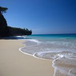 Доминикана пляж возле кэмпа