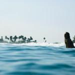 Серфинг с воды. Фото: Алина Егорова