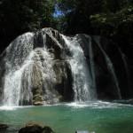 Водопад Ojo de Agua