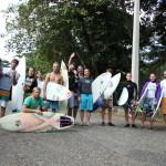 Школа серфинга - Наши ученики