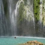 Водопад Эль Лимон, Доминикана