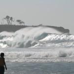 Штормовые Волны на Плае Гранде, Доминикана