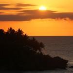 Закат на Ля Пресьезе, Доминикана