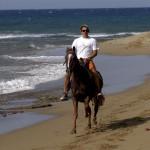 Денис Симачев пляже Эль Каналь