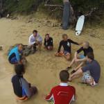 серфинг - теоретические занятия